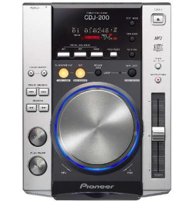 Picture for category CDJ-200