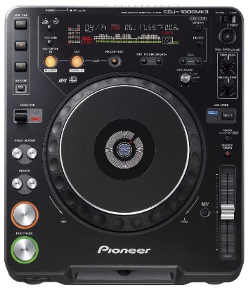Picture for category CDJ-1000MK3