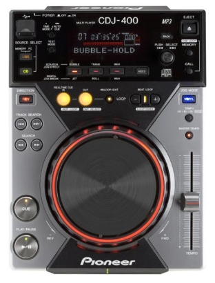 Picture for category CDJ-400