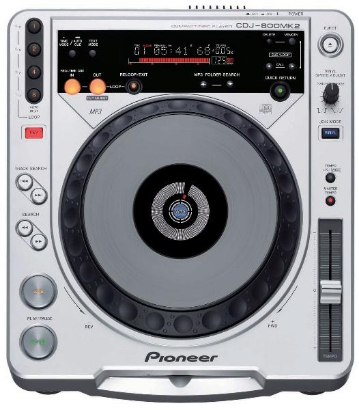 Picture for category CDJ-800MK2